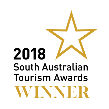 2018 South Australia Winner Tourism Award