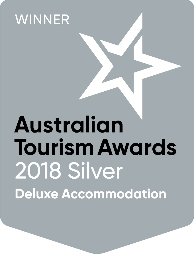 2018 Australian Tourism Awards silver